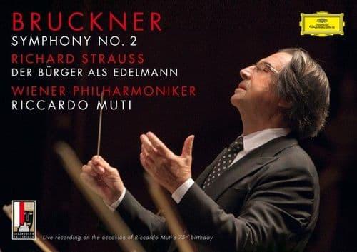 Anton Bruckner<br>Symphony No.2, Der Bºrger Als Edelmann